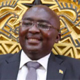 His Excellency Honourable Mahamudu Bawumia