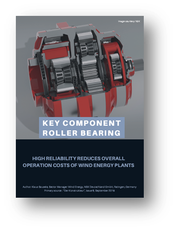 Key Component Roller Bearing