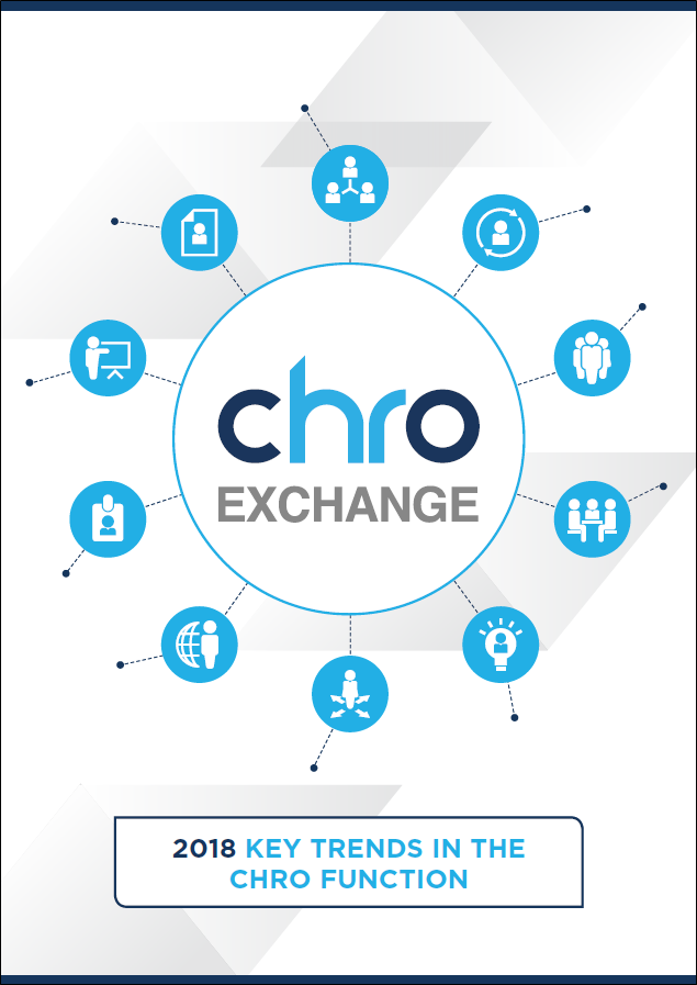 2018 Key Trends in the CHRO Function