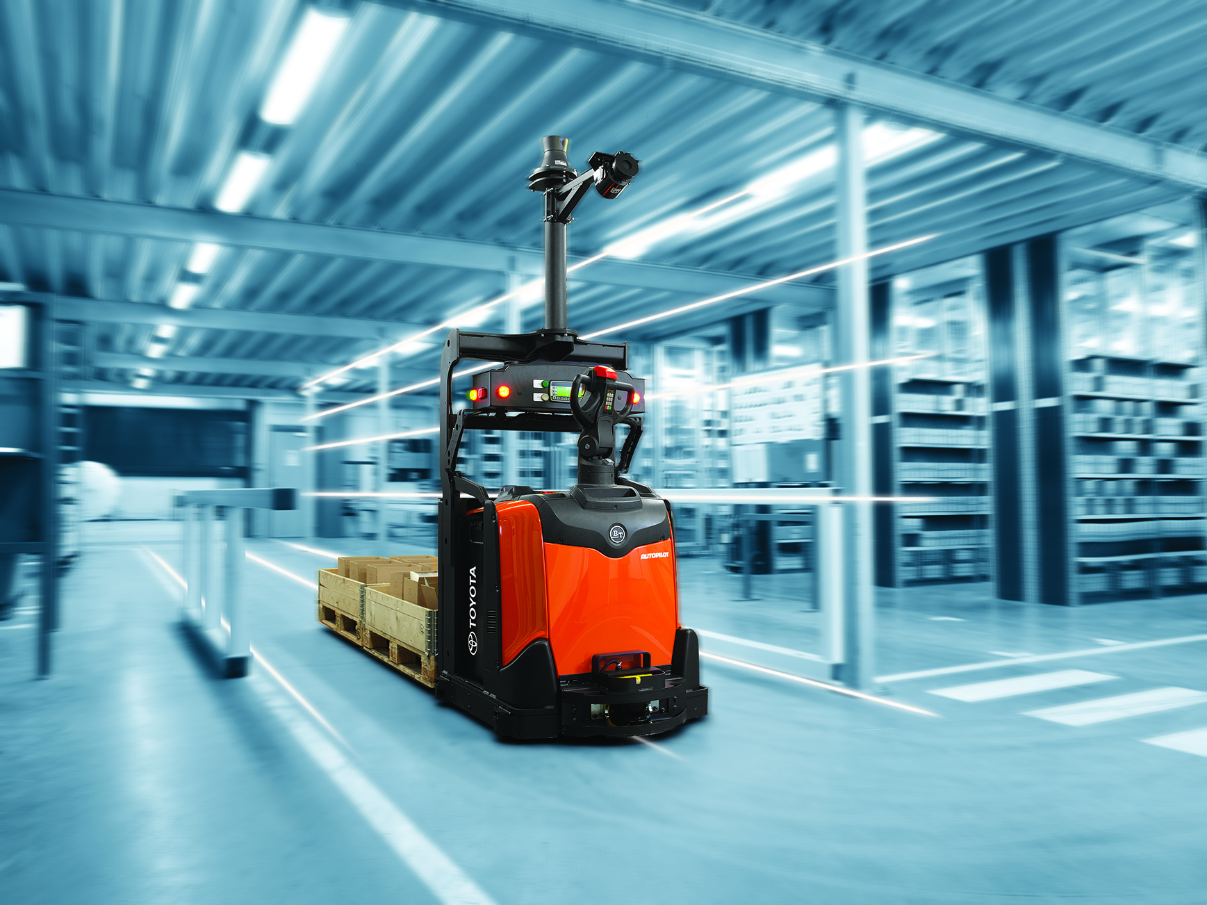 Chinese ecommerce giant shows off its first ever 'robot warehouse'