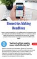 Biometrics & Banking on the Rise