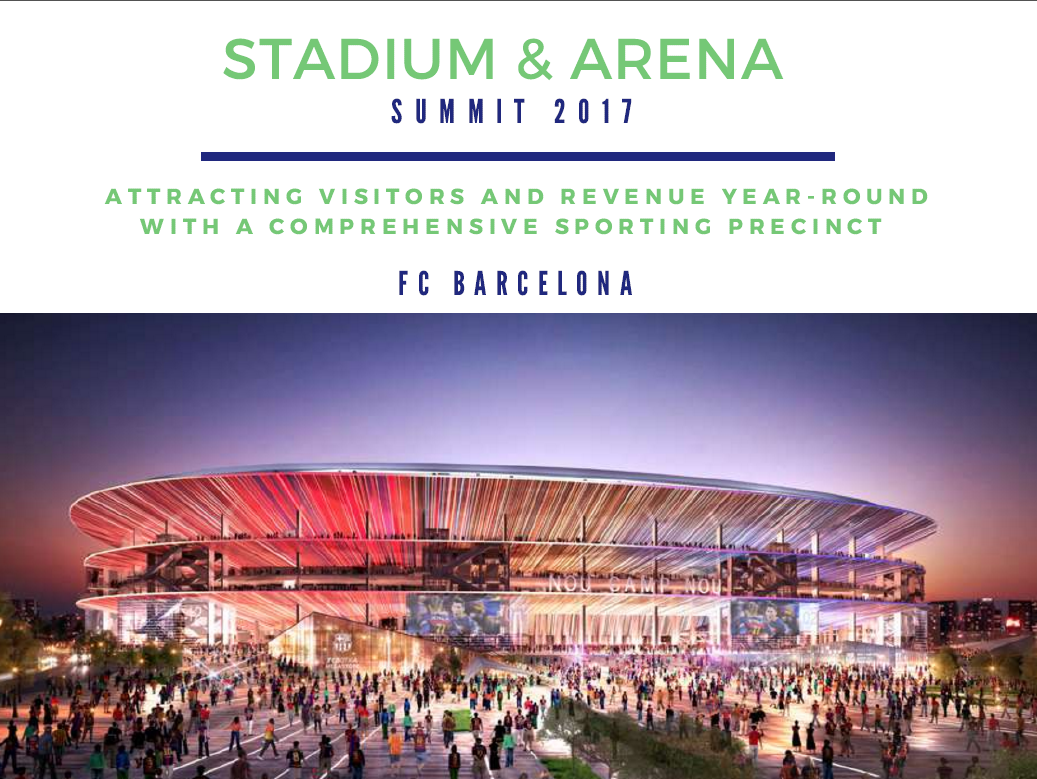 Attracting Visitors and Revenue Year-Round with a Comprehensive Sporting Precinct