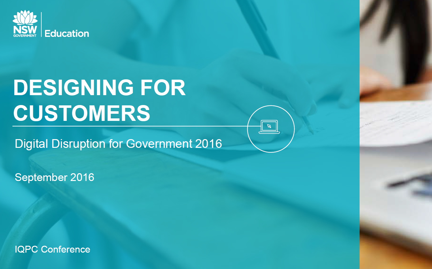 Transforming the Digital Ecosystem with User Centred Design to better meet stakeholder expectations