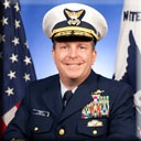 Rear Admiral Christopher Tomney