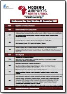 Agenda - Modern Airports North Africa