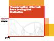 Transformation of the UAE into a Leading L&E Destination by Philip Shepherd, ME Leader, PwC
