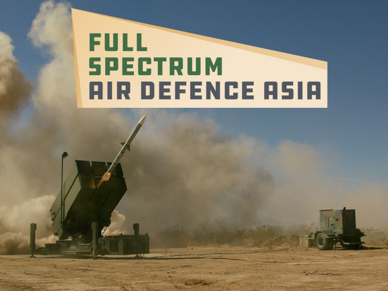 Full Spectrum Air Defence Asia