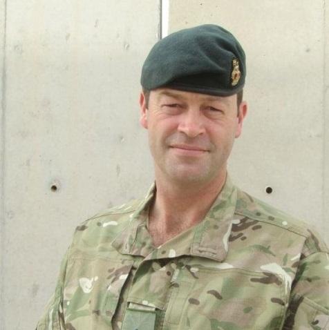 Lieutenant General Patrick Sanders
