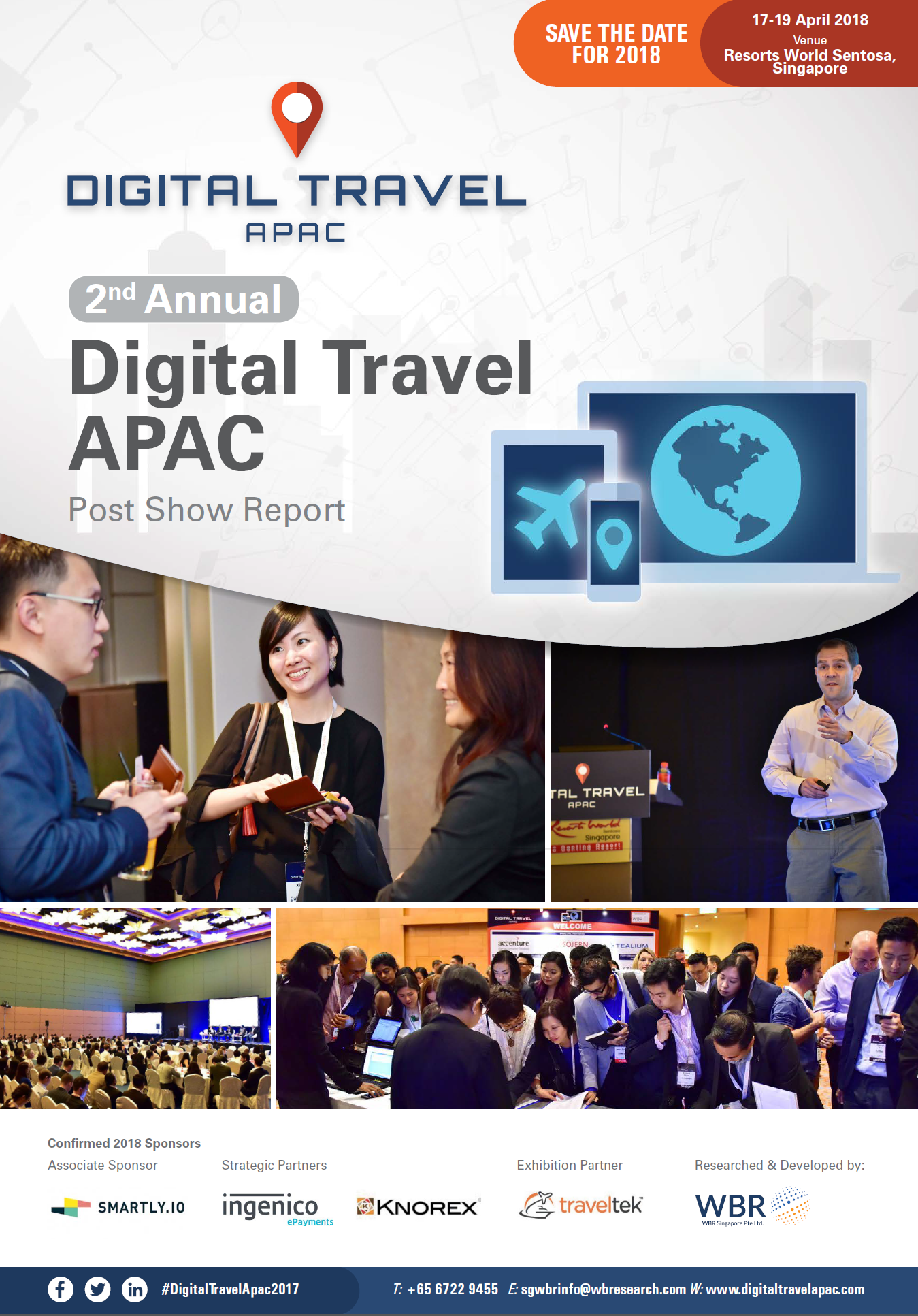 2nd Annual Digital Travel APAC Post Show Report