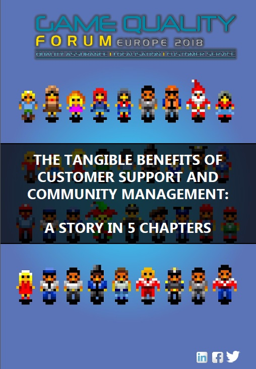 The tangible benefits of Customer Support and Community Management: A story in 5 chapters