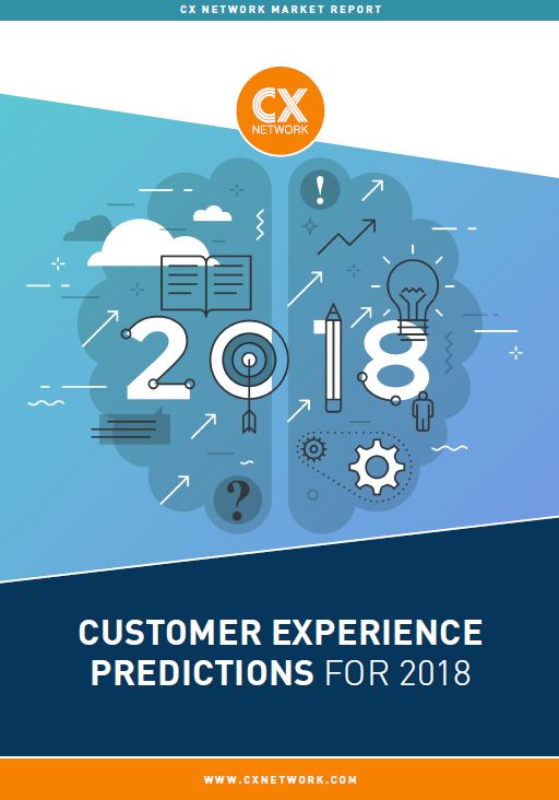 Market report: Customer experience predictions for 2018