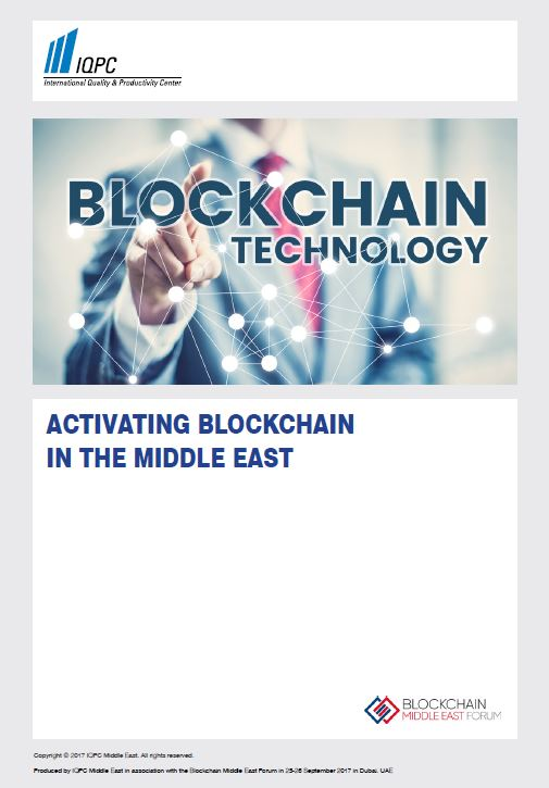 Blockchain technology: Activating the Blockchain in the Middle East
