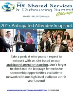 HR Shared Services & Outsourcing Attendee Snapshot