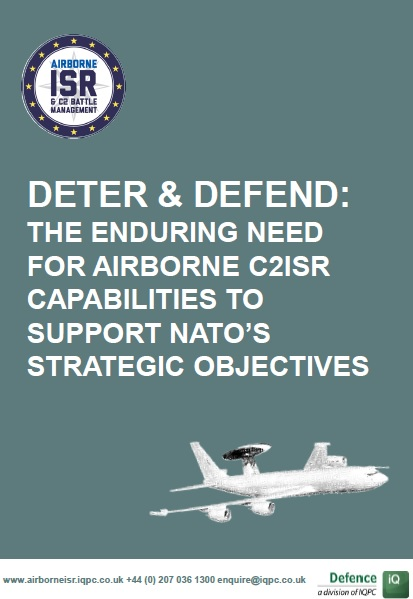 Deter and defend: The enduring need for airborne C2ISR capabilities to support NATO's strategic objectives