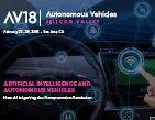 Autonomous Vehicles & Artificial Intelligence