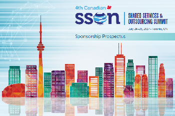 Shared Services and Outsourcing Summit Canada Sponsorship Prospectus