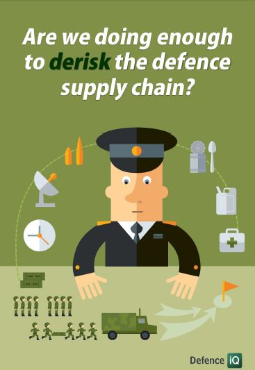 Are we doing enough to derisk the defence supply chain