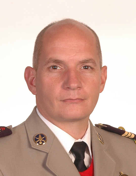 Battalion Commander Guillaume  Dufay