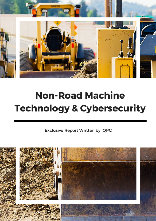 Report on Non-Road Machine Technology & Cybersecurity