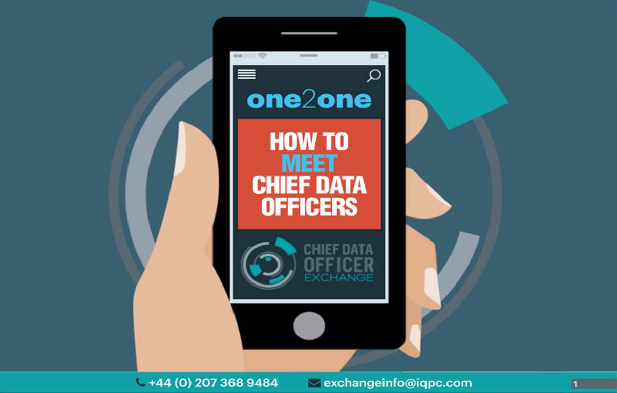 How to Meet Chief Data Officers