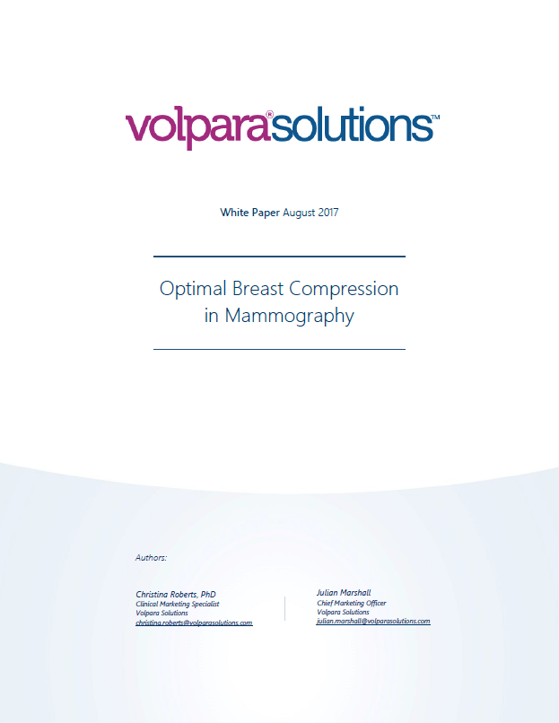 Optimal Breast Compression in Mammography
