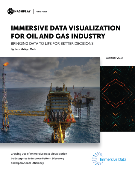 Immersive Data Visualization for Oil and Gas Industry