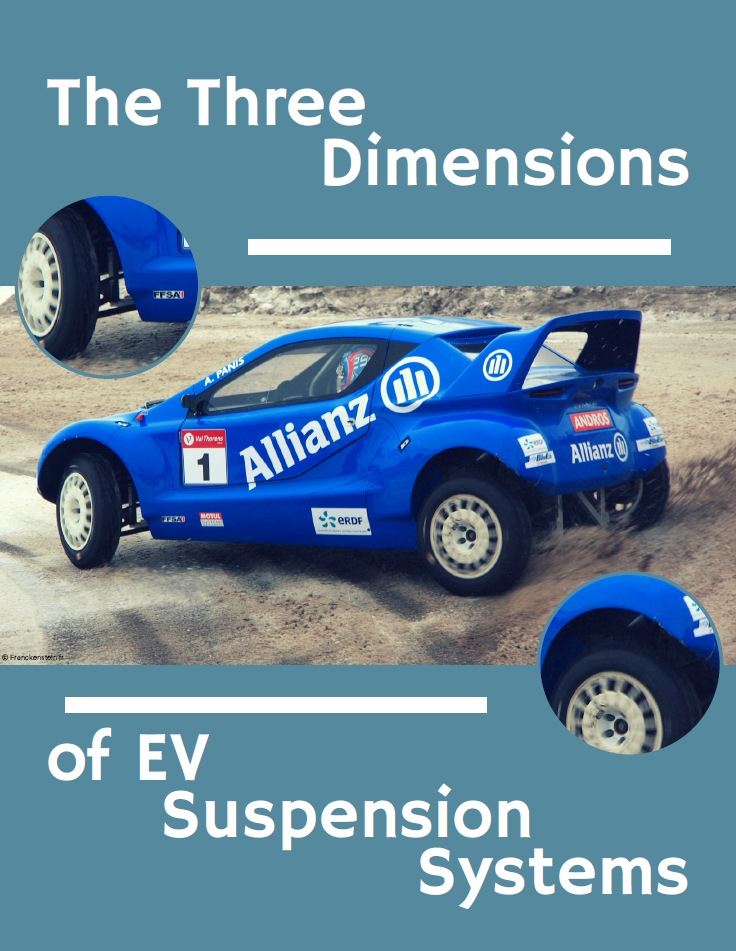 Report on The Three Dimensions of EV Suspension Systems