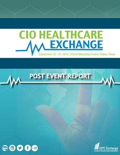 CIO Healthcare Exchange Post-Event Report