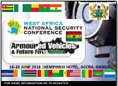 West Africa National Security & Armoured Vehicles 2018 - Agenda Preview