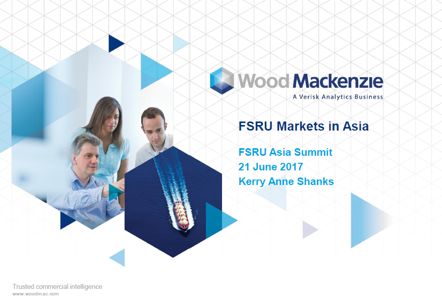 FSRU Markets in Asia