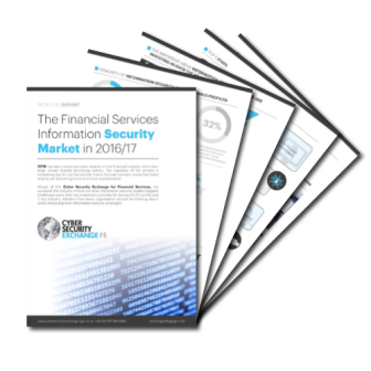 The Financial Services Information Security Market in 2016/17