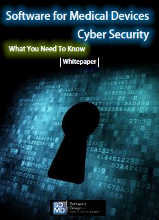 Cyber Security Software for Medical Devices Whitepaper