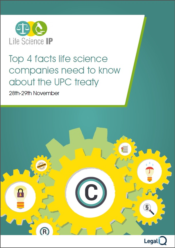 Top 4 facts life science companies need to know about the UPC