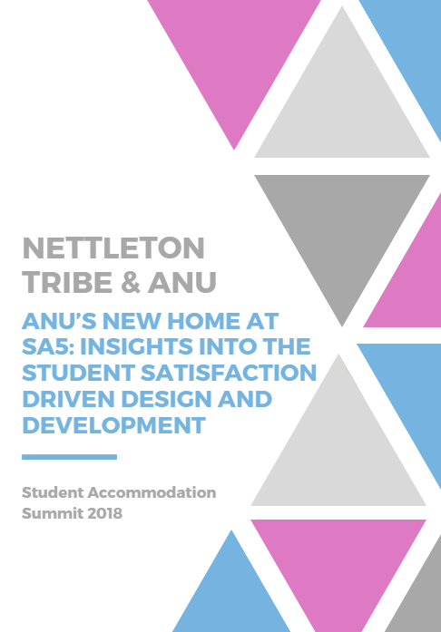 ANU's New Home at SA5: Insights into the Student Satisfaction Driven Design and Development