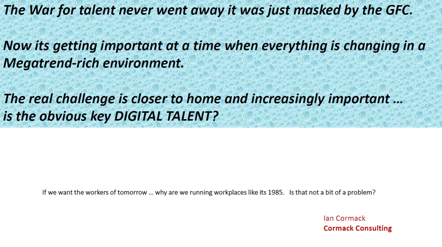 Strategic Talent Sourcing for Tomorrow's Digital Workforce