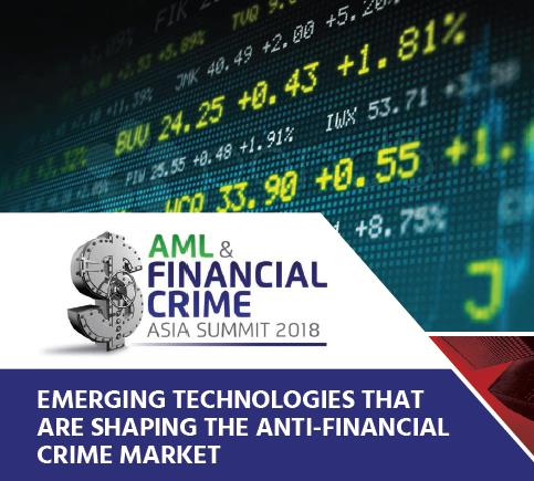 Emerging Technologies That Are Fighting Financial Crime