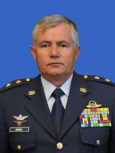 Major General Jorge Borbón