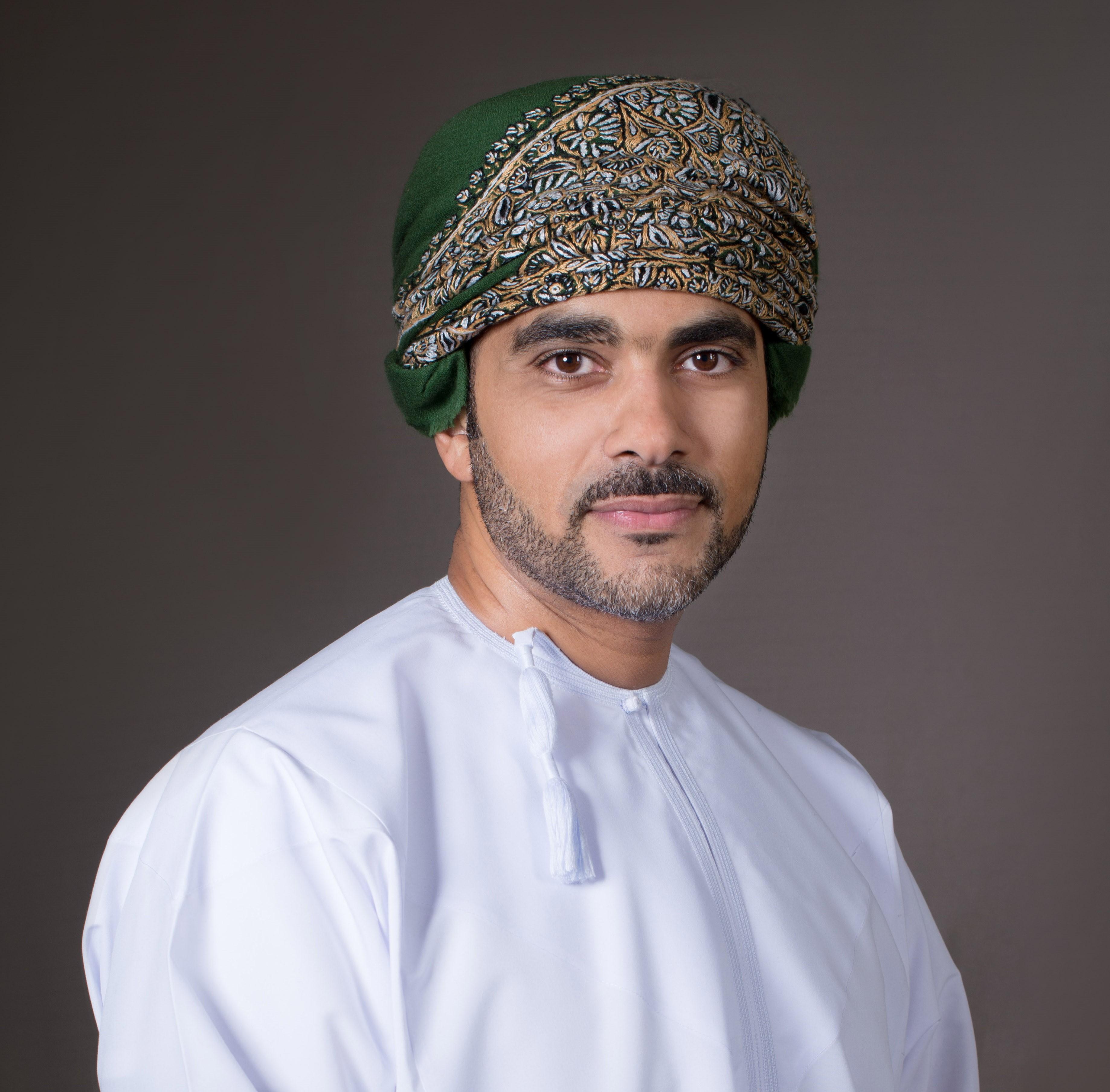 Hi Highness Sayyid Faisal Al Said