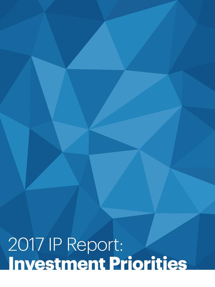 2017 IP Report: Investment Priorities
