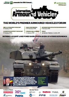 International Armoured Vehicles - 2018 Event Guide [Sponsorship]
