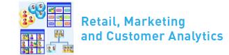 Retail, Marketing and Customer Analytics