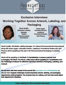 Exclusive Interviews: Working Together Across Artwork, Labeling, and Packaging