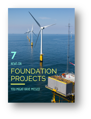 Top 7 news on Offshore Foundations