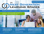 2018 Next Generation Learning Spaces Sponsorship Prospectus