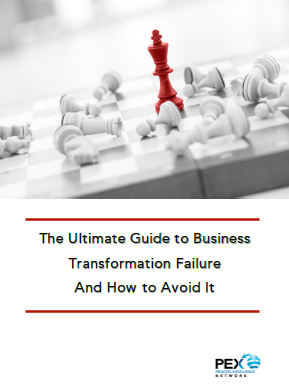 Ultimate Guide To Business Transformation Failure