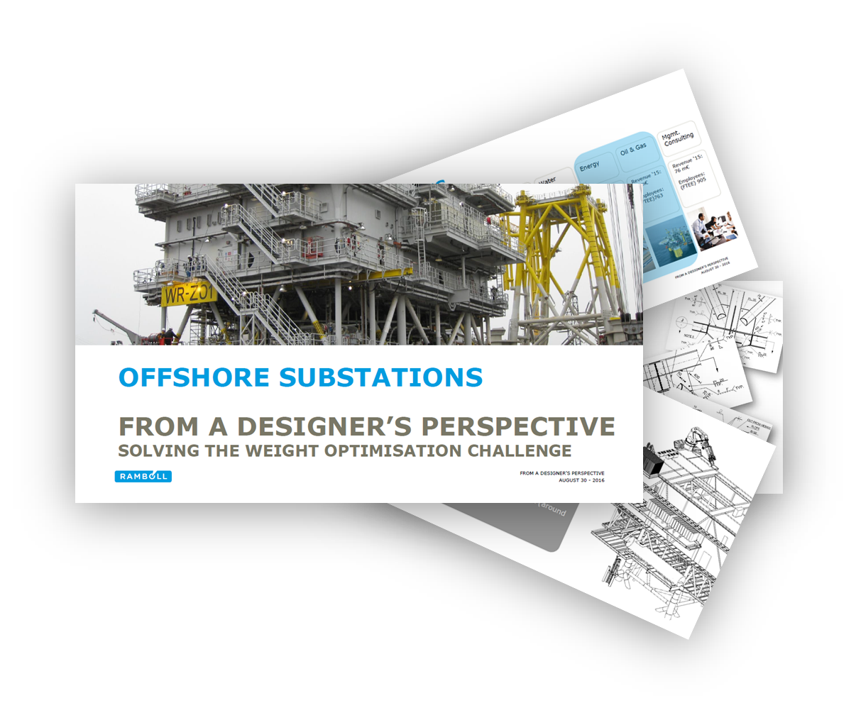 Ramboll about Offshore Substations: From a Designer's Perspective