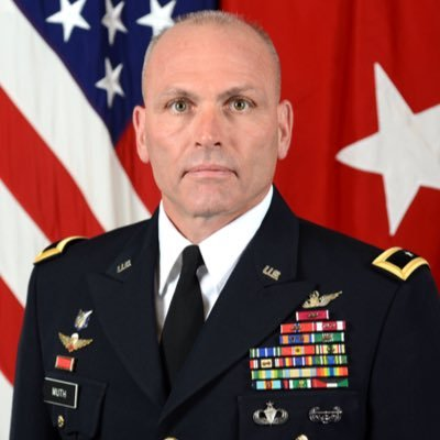 Major General Major General Frank Muth