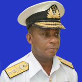 Rear Admiral  Peter Kofi  Faidoo