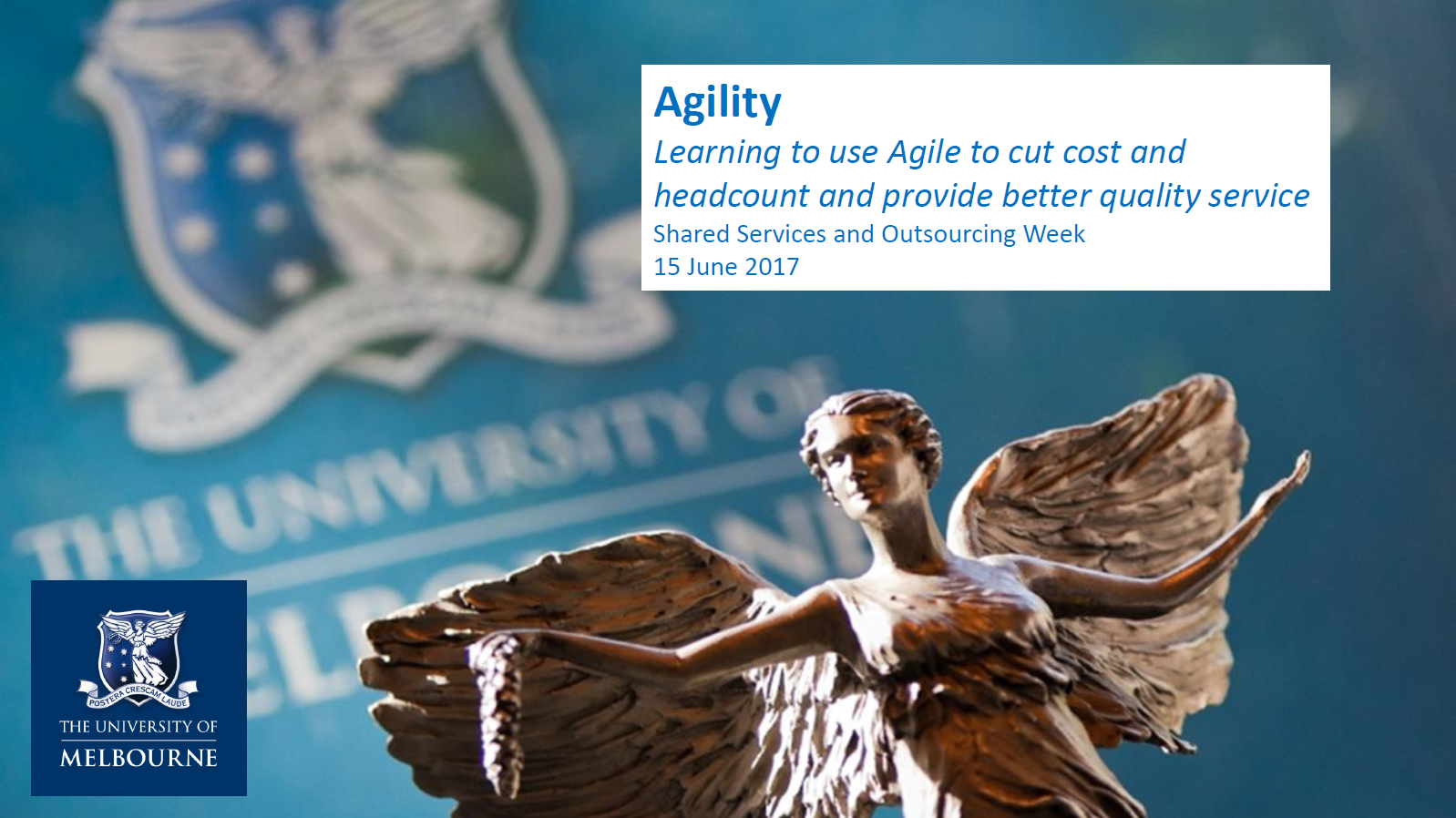 Learning to Use Agile to Cut Cost and Headcount and Provide Better Quality Service