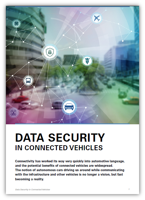 Data Security in Connected Vehicles